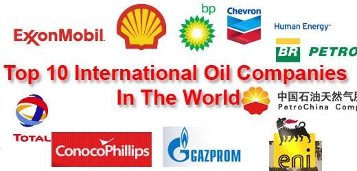 Oil Company Logos